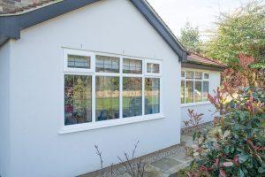 Optima casement window