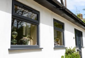 PVCu coloured windows