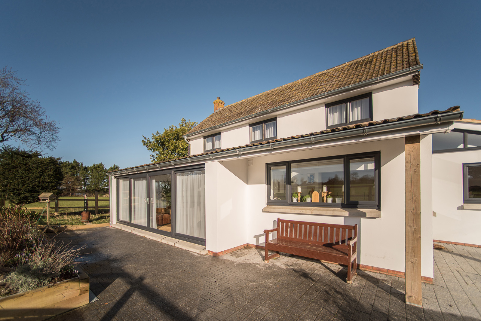 Patiomaster House PVCu
