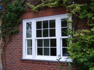 Optima sliding sash windows